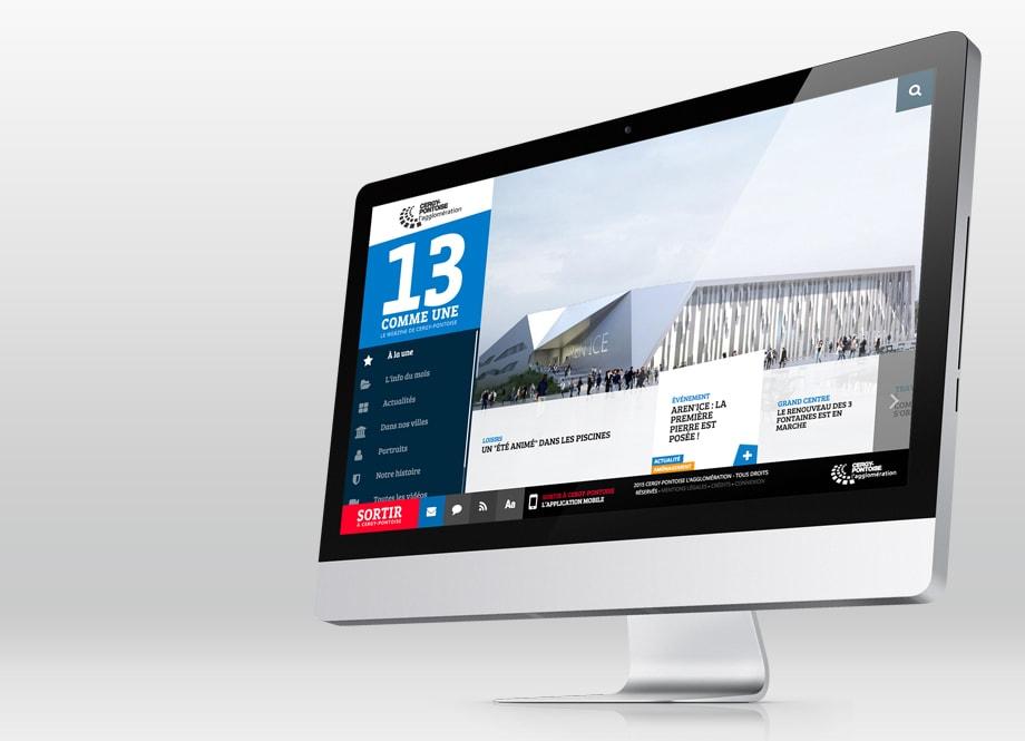 Webzine Cergy-Pontoise