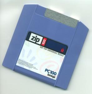 Les formats ZIP, ancêtre des années 90