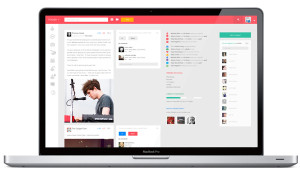 Redesign - Google+
