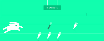 rabbit-carots