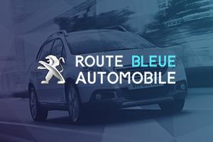 Route Bleue Automobile