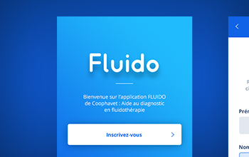 L'application Fluido